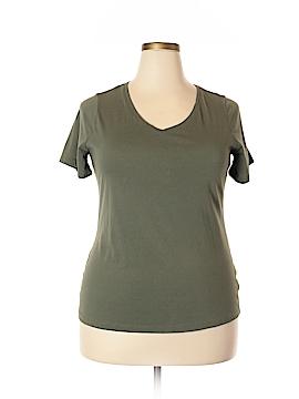 Lane Bryant Outlet Short Sleeve T-Shirt Size 16 W (Plus)