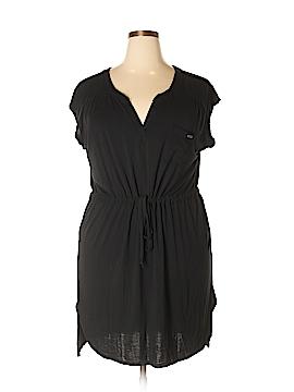 Nicole Miller Casual Dress Size 2X (Plus)