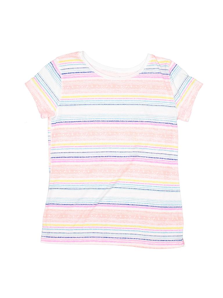 Arizona Jean Company Girls Short Sleeve T-Shirt Size 10 - 12
