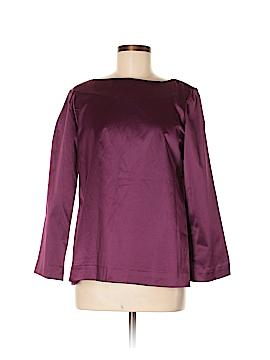 Roberta Freymann 3/4 Sleeve Top Size M