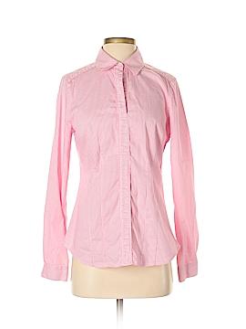 White House Black Market Long Sleeve Button-Down Shirt Size 6