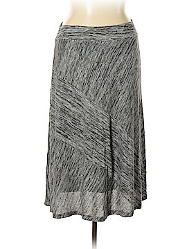 Zac & Rachel Casual Skirt Size 1X (Plus)