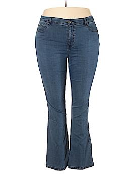 DG^2 by Diane Gilman Jeans Size 16W Petite (Petite)