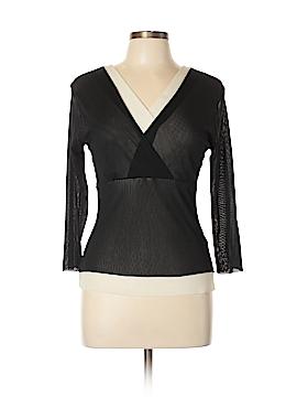 Nine & Company 3/4 Sleeve Top Size L