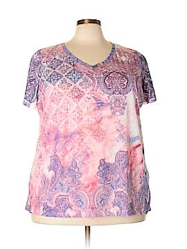 Avenue Short Sleeve T-Shirt Size 28 (Plus)