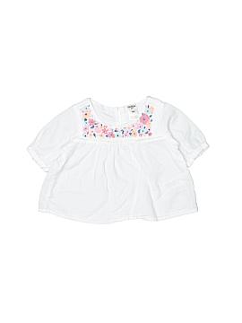 OshKosh B'gosh 3/4 Sleeve Blouse Size 9 mo