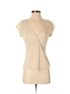 Hillard & Hanson Short Sleeve Top Size S
