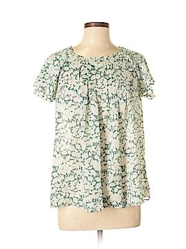 Lauren Conrad Short Sleeve Blouse Size M