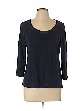 Maison Jules 3/4 Sleeve T-Shirt Size L