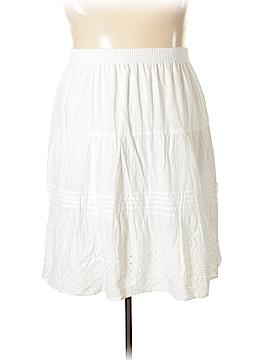 Avenue Casual Skirt Size 26/28 Plus (Plus)