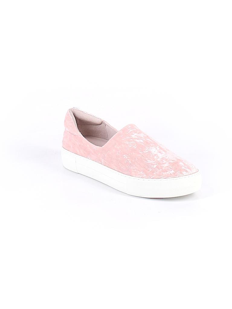 j slides solid light pink sneakers size 7 49 off thredup