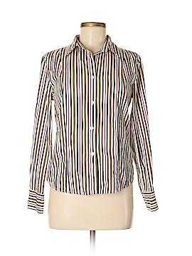 David Brooks Long Sleeve Button-Down Shirt Size 8