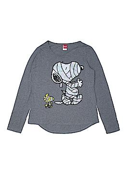 Peanuts Long Sleeve T-Shirt Size 16