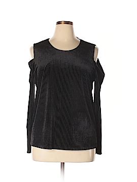 Calvin Klein Long Sleeve Top Size XL