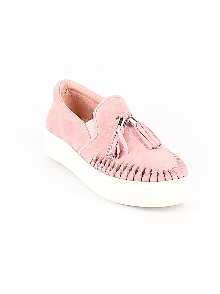 j slides solid light pink sneakers size 8 64 off thredup