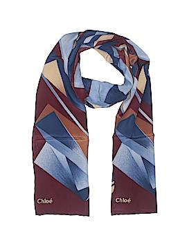 Chloé Silk Scarf One Size