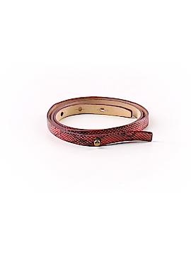 DKNY Leather Belt Size L