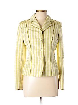 Luisa Beccaria Silk Blazer Size 44 (EU)
