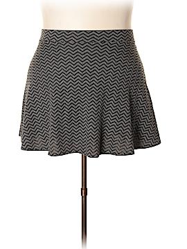 Brat Star Casual Skirt Size 2X (Plus)