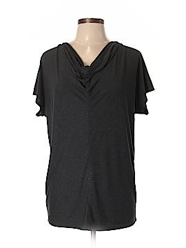 Ann Taylor Short Sleeve Top Size L (Petite)