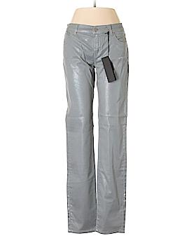 KARL Karl Lagerfeld Faux Leather Pants 31 Waist