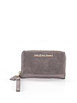 Elaine Turner Leather Wristlet One Size