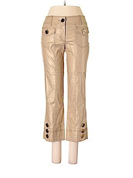 Cache Linen Pants Size 0