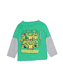 Nickelodeon Long Sleeve T-Shirt Size 2T