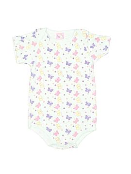Sweet & Soft Short Sleeve Onesie Size 9-12 mo