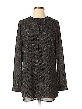 Zella Long Sleeve Blouse Size S