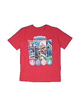 Skylanders Short Sleeve T-Shirt Size 7 - 8