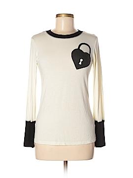 Catherine Malandrino Long Sleeve T-Shirt Size XS