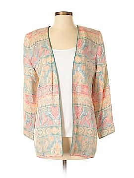 Talbots Silk Blazer Size 2