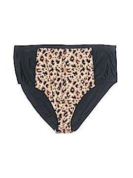Joe Boxer Swimsuit Bottoms Size 3X (Plus)