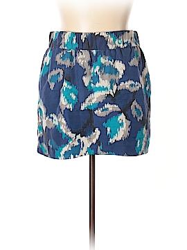 Ann Taylor LOFT Silk Skirt Size L