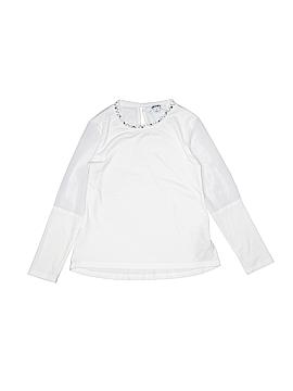 DKNY Long Sleeve Blouse Size 6