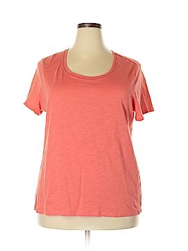 Talbots Short Sleeve Top Size 2X (Plus)