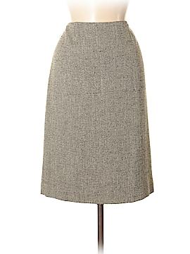Dana Buchman Wool Skirt Size 8