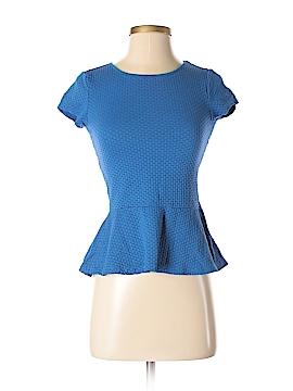 Ann Taylor LOFT Outlet Short Sleeve Blouse Size XS (Petite)