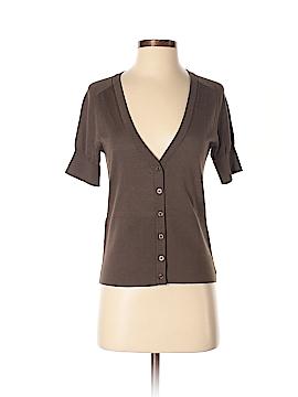 Tahari Silk Cardigan Size S