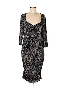 Miss T by Trina Turk Casual Dress Size L