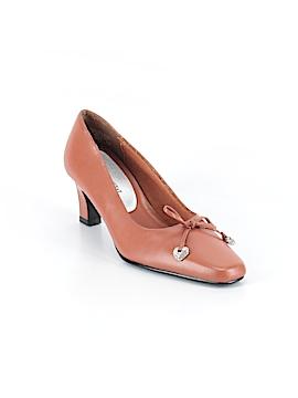 Coup D'etat Heels Size 7 1/2