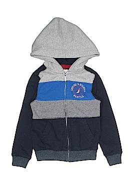 Nautica Zip Up Hoodie Size M (Kids)