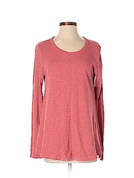 Left of Center Long Sleeve T-Shirt Size S