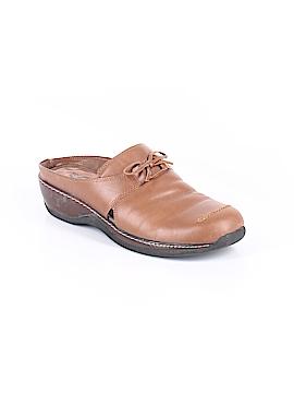Soft Walk Mule/Clog Size 10