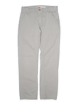 Levi's Khakis Size 14