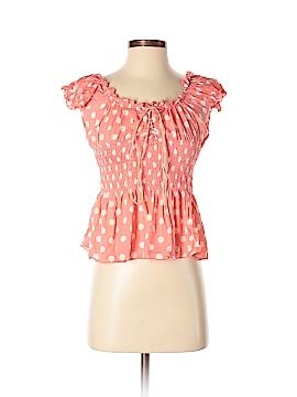 Paradis Miss Short Sleeve Top Size S