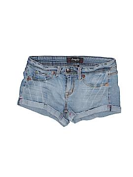 Fragile Denim Shorts Size 3
