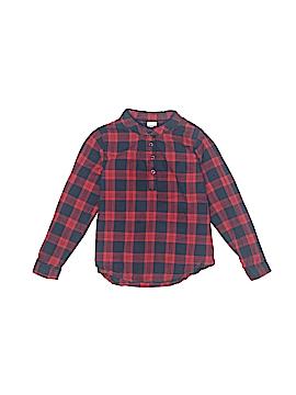 OshKosh B'gosh Long Sleeve Blouse Size 4T
