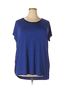 Covington Short Sleeve T-Shirt Size 3X (Plus)